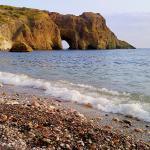"""Пляж """"Грот Дианы"""""""